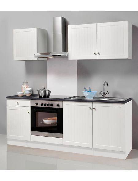 Küchenzeile Ohne E Geräte Bornholm Breite 210 Cm Standard