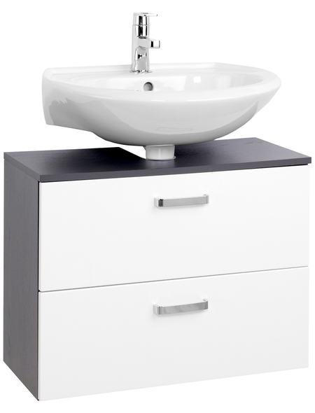 Waschbeckenunterschrank Breite 70 Cm Standard Badschranke